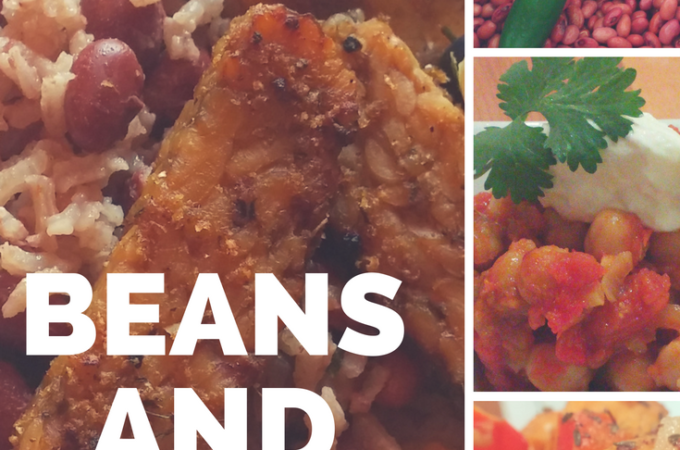 On Giving Thanks….Beans and Rice!