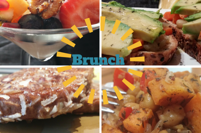 Four Incredibly Delicious Vegan Dishes for Your Easter Brunch Buffet